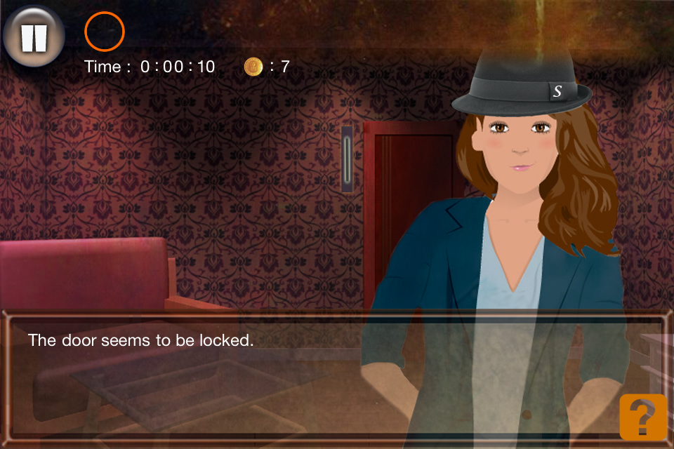Screenshot Detective S-Backroom HD
