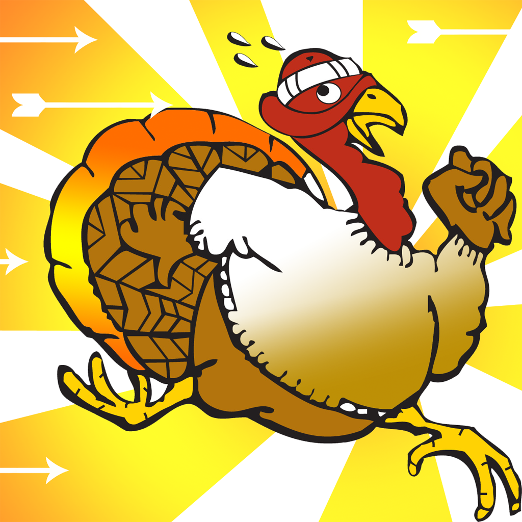 A Redheaded Turkey Blast : Reloaded Endless Running